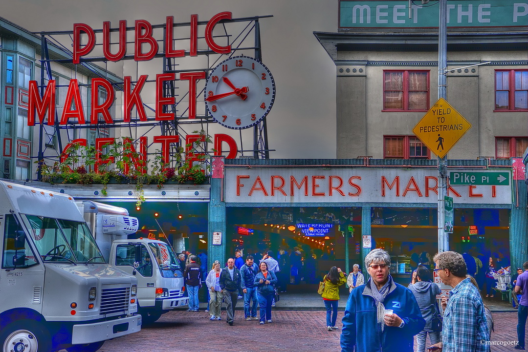 MARKT SEATTLE USA
